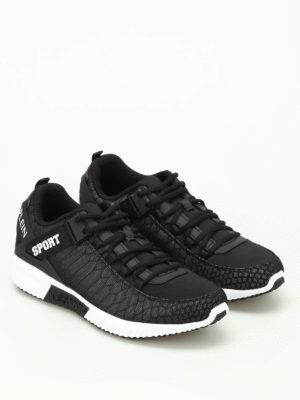 Philipp Plein: trainers online - Satoshi running shoes