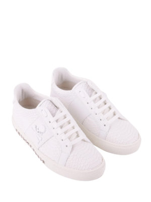 Philipp Plein: trainers online - Talk Slow fake leather sneakers