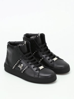 Philipp Plein: trainers online - Vancouver high top sneakers