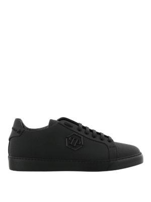 PHILIPP PLEIN: sneakers - Sneaker Regular nere