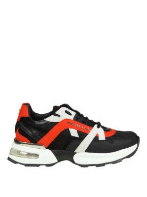 PHILIPP PLEIN: sneakers - Sneaker Runner Original