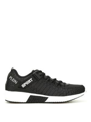 Philipp Plein: trainers - Satoshi running shoes