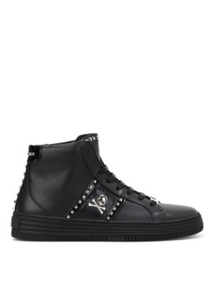 Philipp Plein: trainers - Vancouver high top sneakers