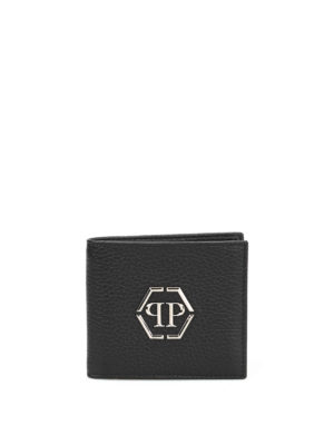 Philipp Plein: wallets & purses - Manama bifold wallet