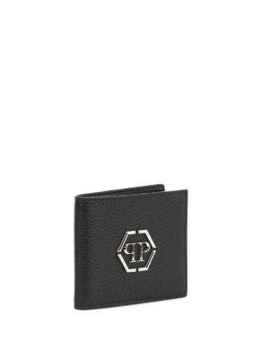 Philipp Plein: wallets & purses online - Manama bifold wallet