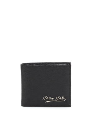 Philipp Plein: wallets & purses - Tirana bifold wallet