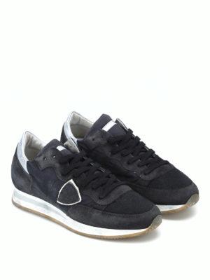 PHILIPPE MODEL: sneakers online - Sneaker basse nere Tropez