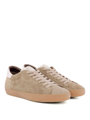 PHILIPPE MODEL: sneakers online - Sneaker Paris Vintage in camoscio