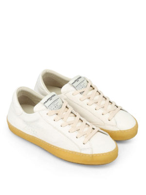 PHILIPPE MODEL: sneakers online - Sneaker in morbida pelle bianca Paris Vintage