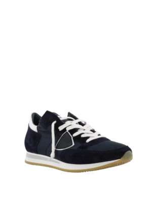 PHILIPPE MODEL: sneakers online - Sneaker Tropez blu scuro