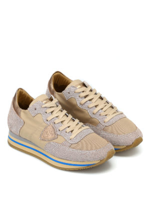 PHILIPPE MODEL: sneakers online - Sneaker Tropez Higher luccicanti