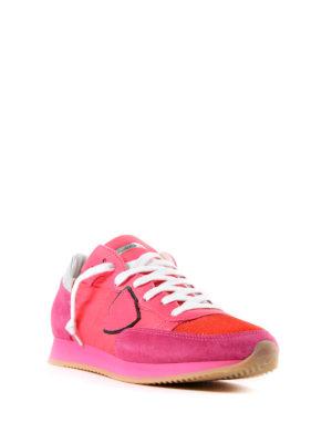 PHILIPPE MODEL: sneakers online - Sneaker Tropez neon