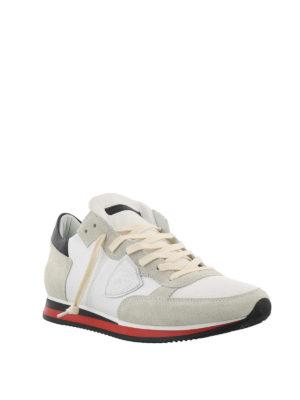 PHILIPPE MODEL: sneakers online - Sneaker Tropez bianche e nere