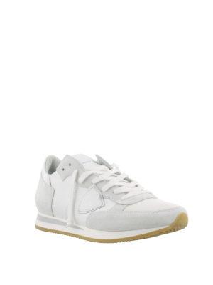 PHILIPPE MODEL: sneakers online - Sneaker Tropez bianche
