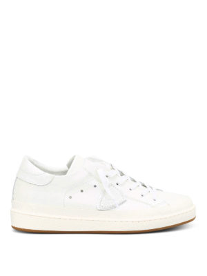 Philippe Model: trainers - Classic Lakers leather sneakers