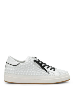 Philippe Model: trainers - Classic Lakers studded sneakers