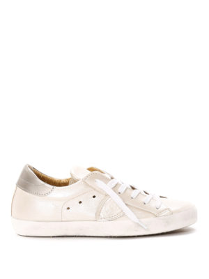 Philippe Model: trainers - Classic leather sneakers
