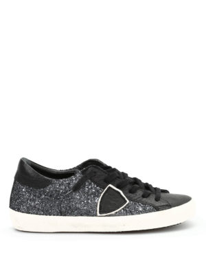 Philippe Model: trainers - Classic Low D sneakers