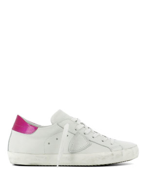 Philippe Model: trainers - Classic low leather sneakers