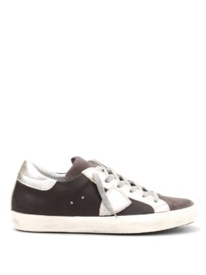 Philippe Model: trainers - Classic low-top sneakers