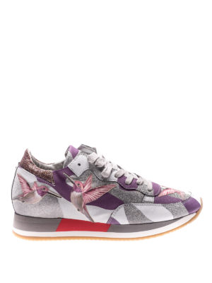 Philippe Model: trainers - Etoile Tropical Bird  sneakers