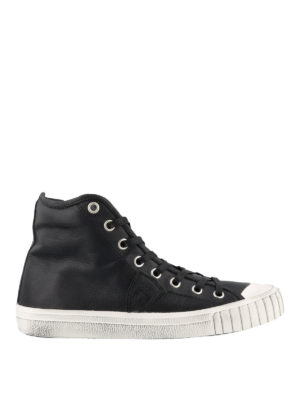 PHILIPPE MODEL: sneakers - Sneaker high top Gare nere