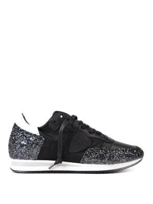 Philippe Model: trainers - Glitter Tropez sneakers