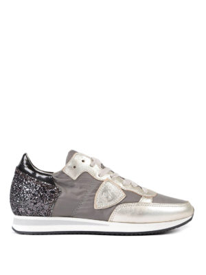 Philippe Model: trainers - Glitter Tropez sneakers