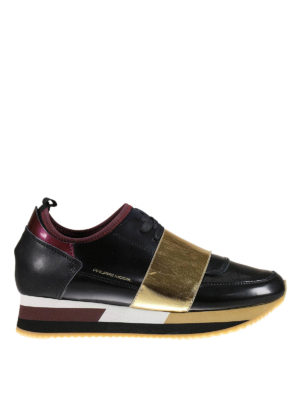 Philippe Model: trainers - Leather and neoprene Pretty shoes