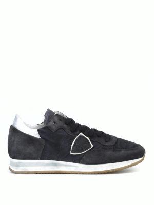 PHILIPPE MODEL: sneakers - Sneaker basse nere Tropez