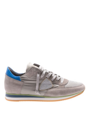 Philippe Model: trainers - Low top Tropez Mondial sneakers