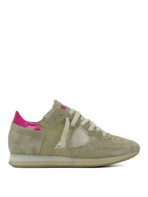 Philippe Model: trainers - Low top Tropez sneakers