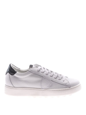 Philippe Model: trainers - Madeleine white and black sneakers