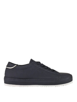 Philippe Model: trainers - Marais matte leather sneakers