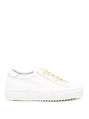 Philippe Model: trainers - Noah leather sneakers
