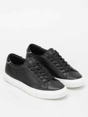 Philippe Model: trainers online - Avenir leather sneakers