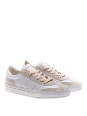Philippe Model: trainers online - Belleville white low top sneakers