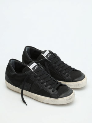 Philippe Model: trainers online - Bercy canvas sneakers