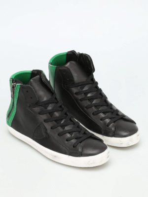 Philippe Model: trainers online - Bike high top sneakers