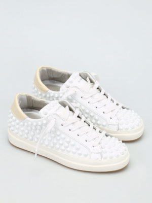 Philippe Model: trainers online - Classic Lakers studded sneakers