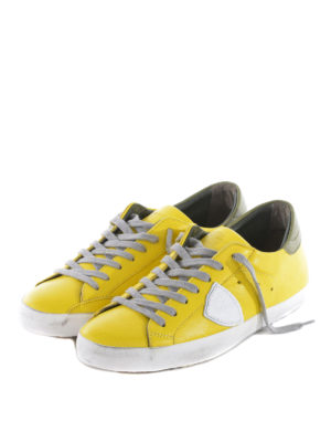 Philippe Model: trainers online - Classic leather sneakers