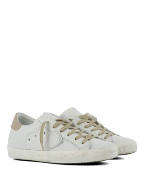 Philippe Model: trainers online - Classic low leather sneakers