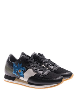 Philippe Model: trainers online - Etoile Iris black low top sneakers
