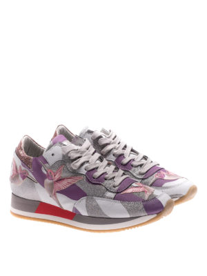 Philippe Model: trainers online - Etoile Tropical Bird  sneakers