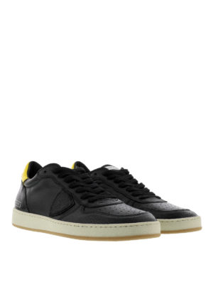 Philippe Model: trainers online - Lakers calfskin trainers