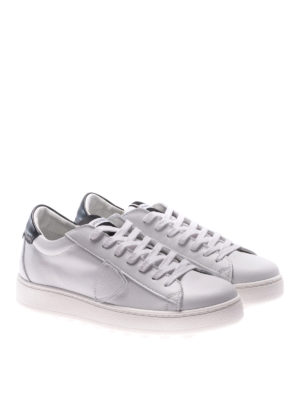 Philippe Model: trainers online - Madeleine white and black sneakers