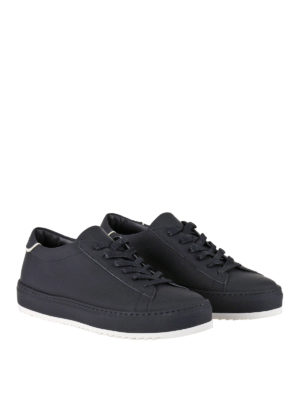 Philippe Model: trainers online - Marais matte leather sneakers