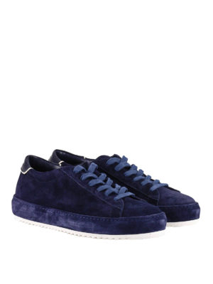 Philippe Model: trainers online - Marais suede sneakers