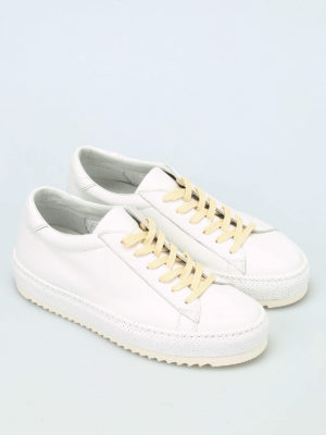 Philippe Model: trainers online - Noah leather sneakers
