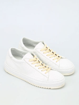 Philippe Model: trainers online - Noah perforated leather sneakers
